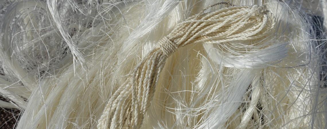 Ficelle de fibres d'agave